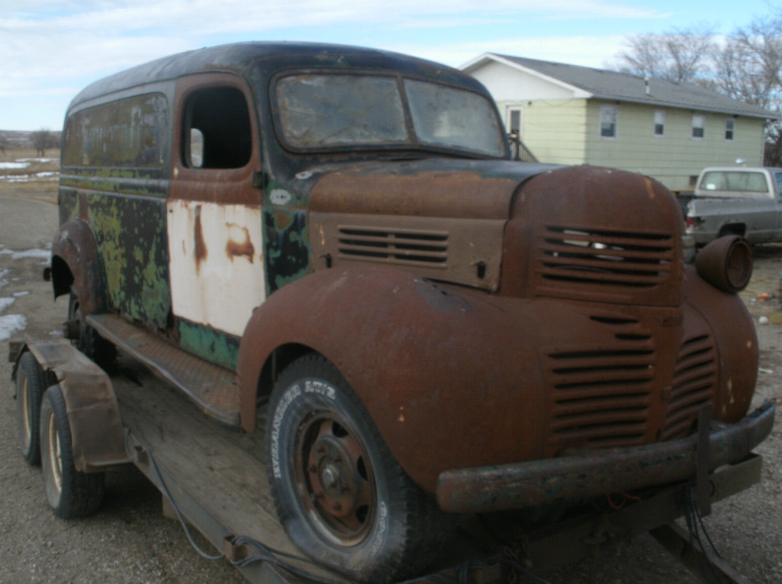 1942 dodge panel truck classic dodge other 1942 for sale. Black Bedroom Furniture Sets. Home Design Ideas