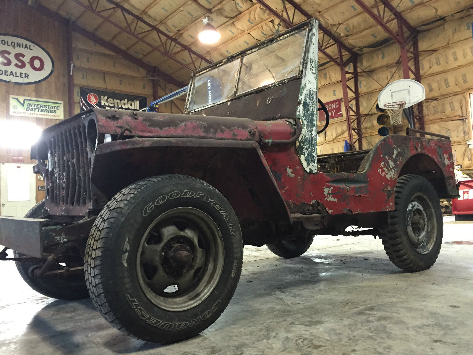 1942 ford gpw world war ii jeep classic ford other 1942 for sale. Black Bedroom Furniture Sets. Home Design Ideas