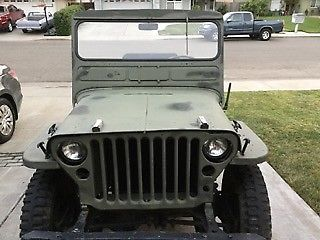 1944 GPW - Classic Ford GPW 1944 for sale