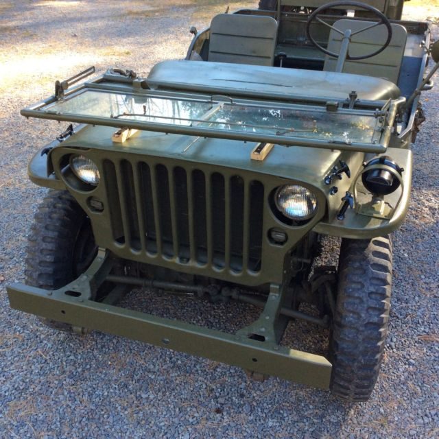 1944 willys mb military jeep gpw classic willys 1944 for sale. Black Bedroom Furniture Sets. Home Design Ideas