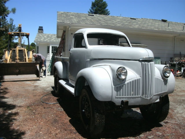 Studebaker Truck X Project on Rockwell Transmission