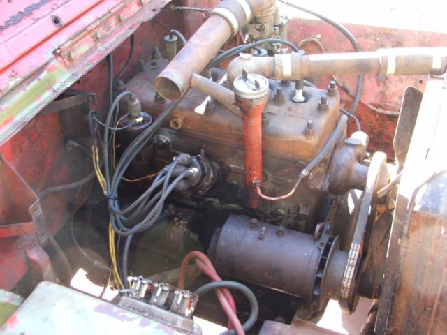 1945 WILLYS JEEP CJ2A PTO CAPSTAN WINCH - Classic Other Makes 1946