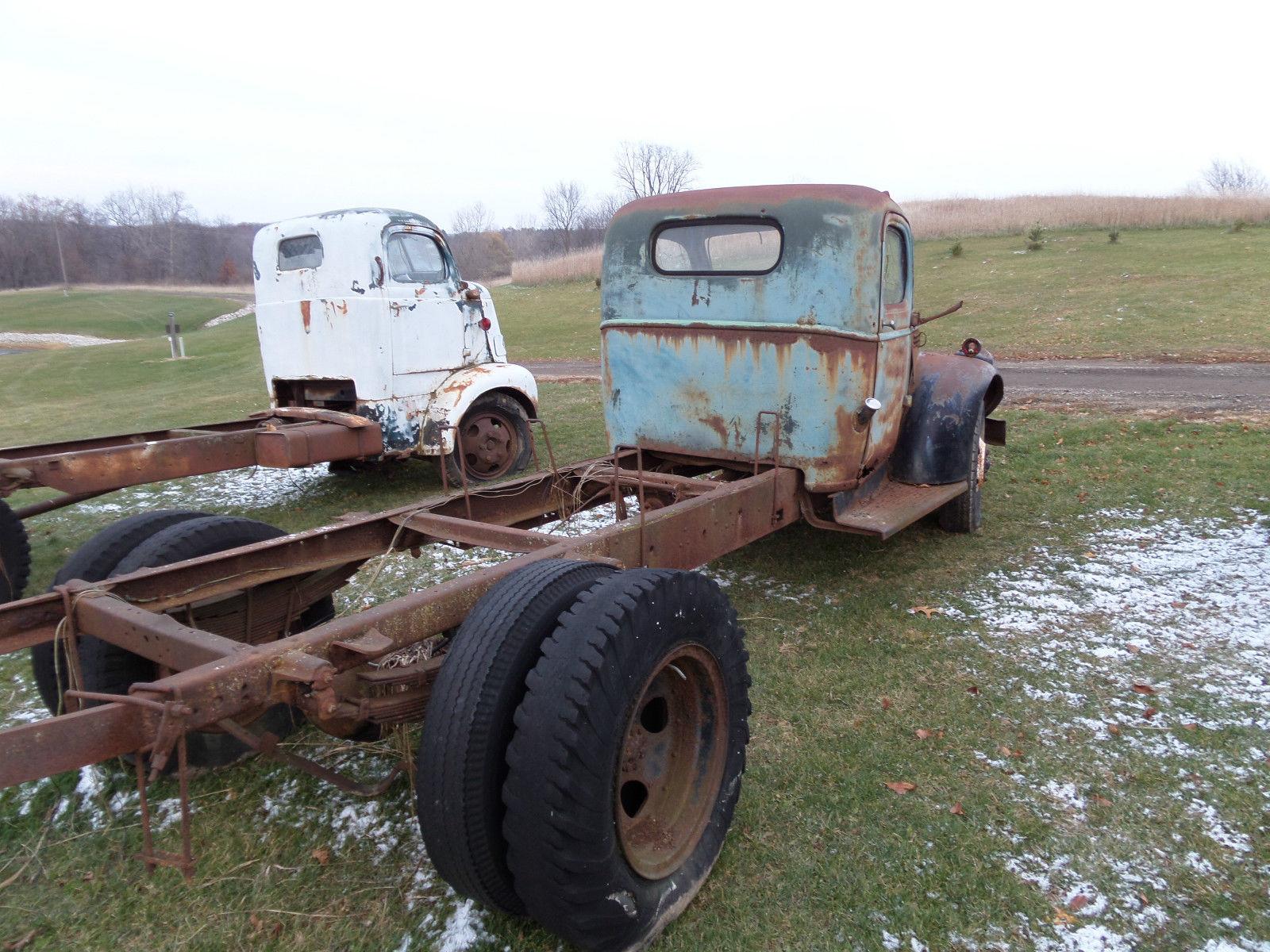 1946 47 48 Chevy Chevrolet Truck Hot Rat Street Rod