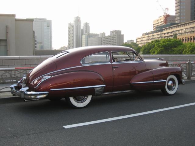 1946 Cadillac Club Coupe - 2 door Fastback - Classic ...  1946 Cadillac C...