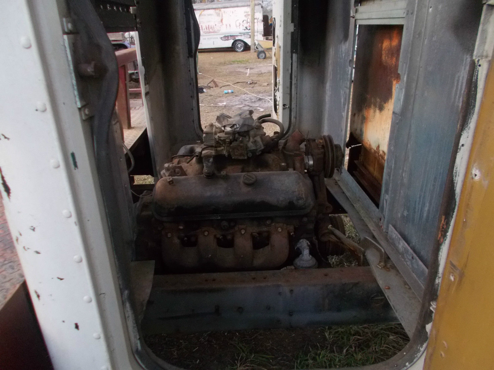 1946 Chevrolet Coe Car Hauler Project Rat Rod Hot Classic 46 Chevy Wiring Diagram Other Pickups For Sale