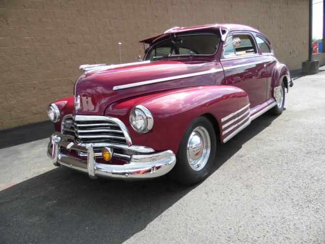 1946 chevrolet fleetline coupe body off restoration classic chevrolet fleetline 1946 for sale. Black Bedroom Furniture Sets. Home Design Ideas