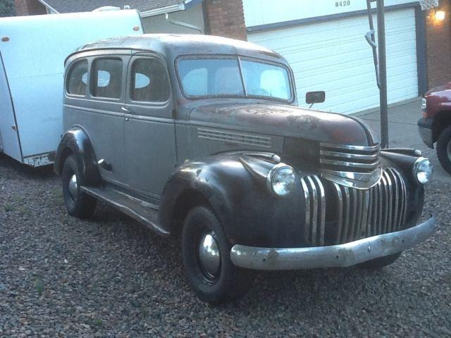 1946 Chevrolet Suburban Carry All 1941 1942 1945