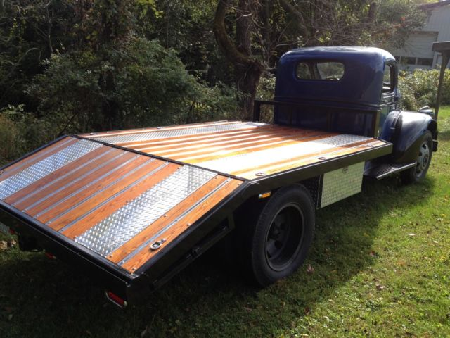 Used Chevy Volt For Sale >> 1946 Chevrolet Truck Flatbed Dually 2 Ton - Classic Chevrolet Other Pickups 1946 for sale
