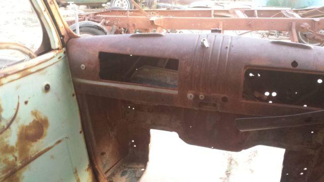 1946 dodge 12 ton body parts autos post. Black Bedroom Furniture Sets. Home Design Ideas