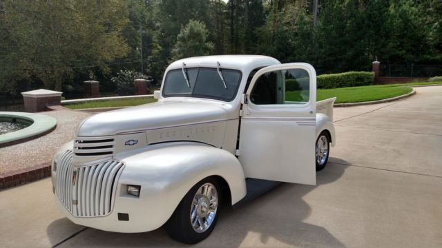 1946 Chevy Custom 4x4 Show Truck Classic Chevrolet Other