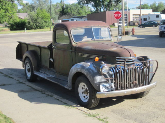 1946 Chevy Pickup Truck Vintage Roadable Classic Classic Chevrolet