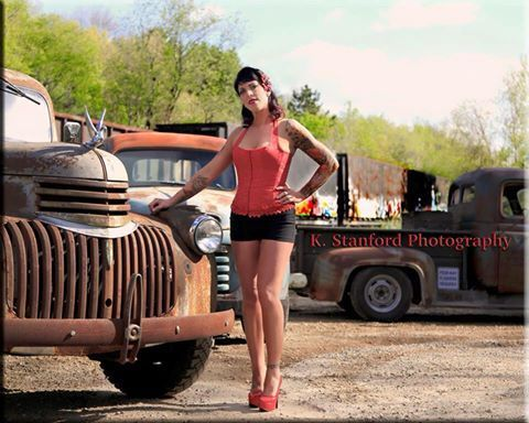 1946 Chevy Rat Rod Pickup Truck Work Truck Hot Rod Great