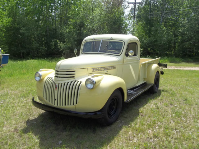 1946 Chevy Truck Classic Chevrolet Other Pickups 1946 For Sale
