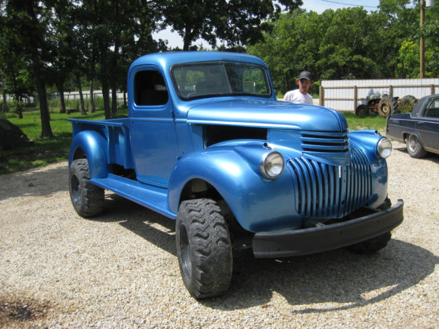 Chevy Truck X on 1941 1946 chevy pickup trucks for sale