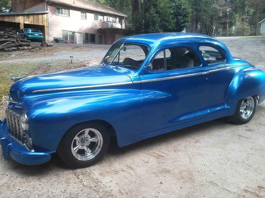 1946 Dodge Club Coupe Hot Rod Street Rod Classic Cruiser