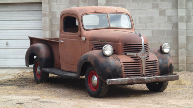 1946 dodge truck wc 1 2 ton pickup classic dodge other pickups 1946 for sale