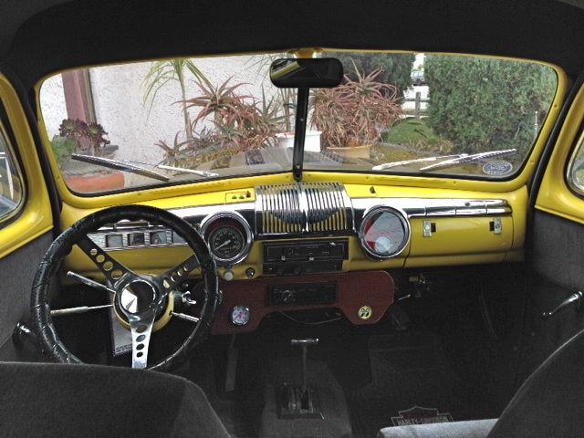 1946 Ford 2 Door Sedan All Steel Hot Rod Turn Key Use As