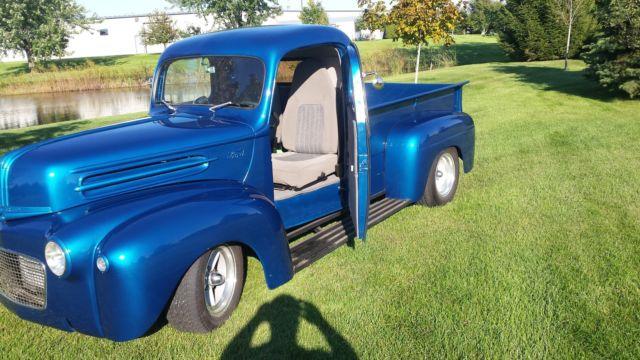 1946 ford truck custom restoration classic ford other pickups 1946 for sale. Black Bedroom Furniture Sets. Home Design Ideas