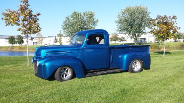 1946 Ford Truck Custom Restoration