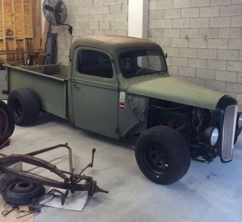 1946 Ford Truck Rat Rod Hot Rod Classic Classic