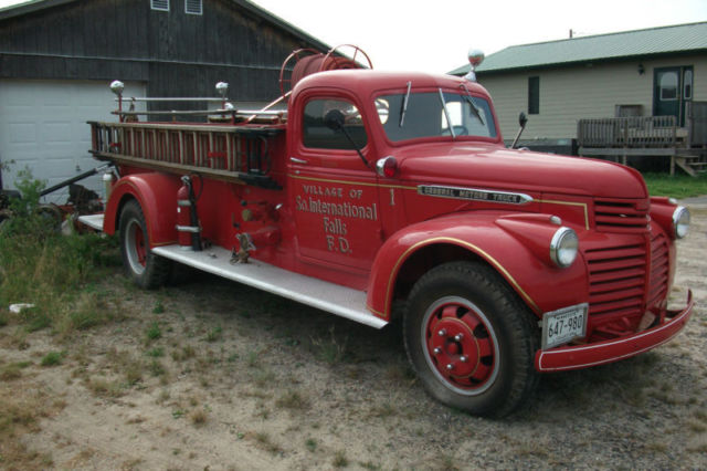 1946 Ford Truck Lowered