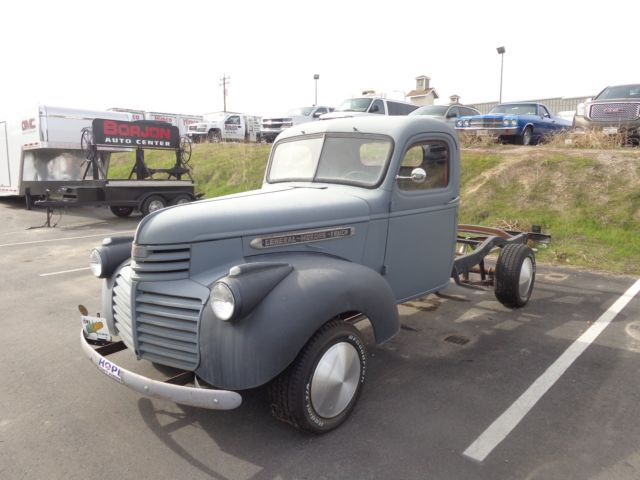 1946 Gmc Truck 350 Chevrolet Engine Automatic Project