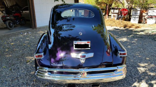 1946 Lincoln Zephyr Club Coupe Custom Rare Hot Rod 1947 1948 Kustom