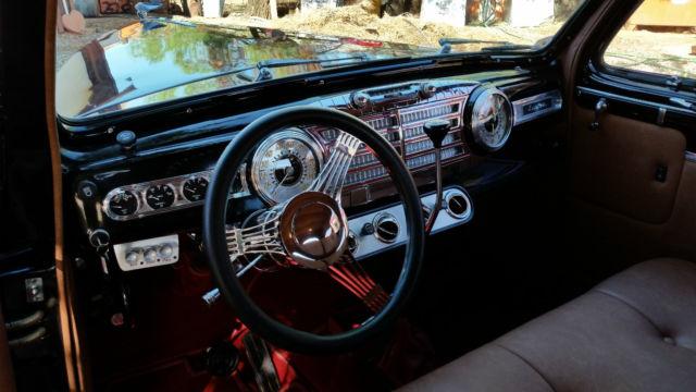 1946 Lincoln Zephyr Club Coupe Custom RARE Hot Rod 1947 ...