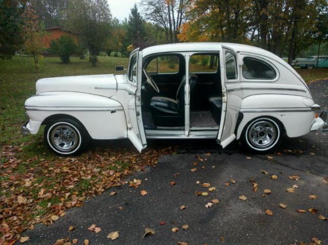 1946 mercury 4 door runs out great very solid from for 1946 mercury 4 door sedan