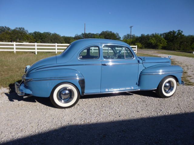 1946 Mercury Coupe Classic Mercury Eight 1946 For Sale
