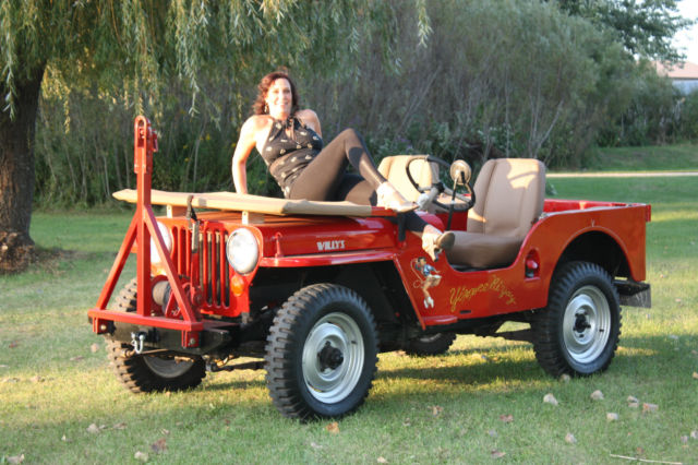 Willys Jeep For Sale >> 1946 Vintage Willy S Jeep Classic Willys Jeep 1946 For Sale