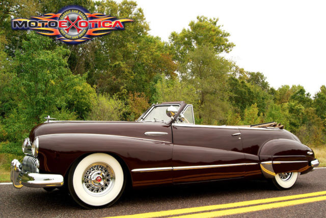 1947 buick roadmaster convertible original introduction. Black Bedroom Furniture Sets. Home Design Ideas