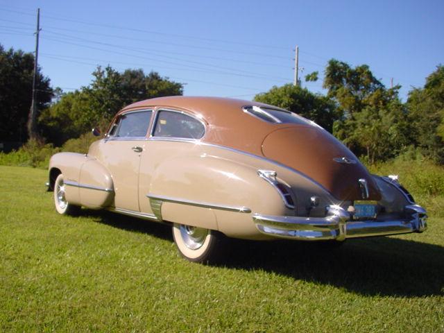 1947 Cadillac 62 Club Coupe (Sedanette) - Classic Cadillac ...
