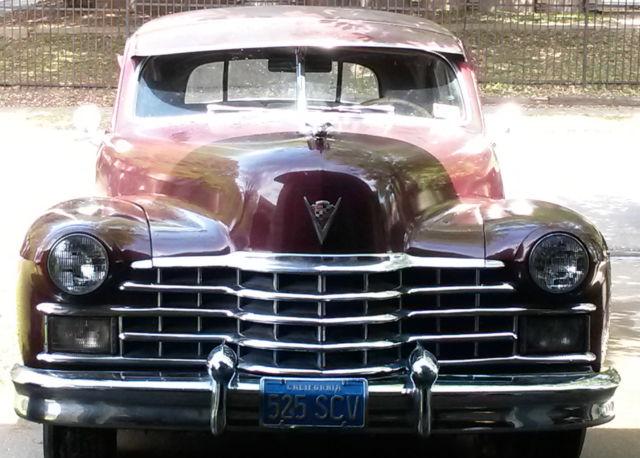 1947 Cadillac Fleetwood Classic Cadillac Fleetwood 1947 For Sale