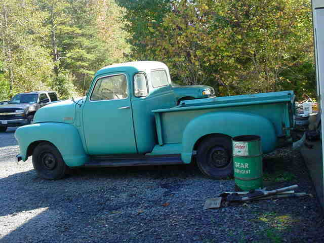 1947 chevrolet 3100 5 window truck barn find original 6 for 1947 chevy 5 window pickup
