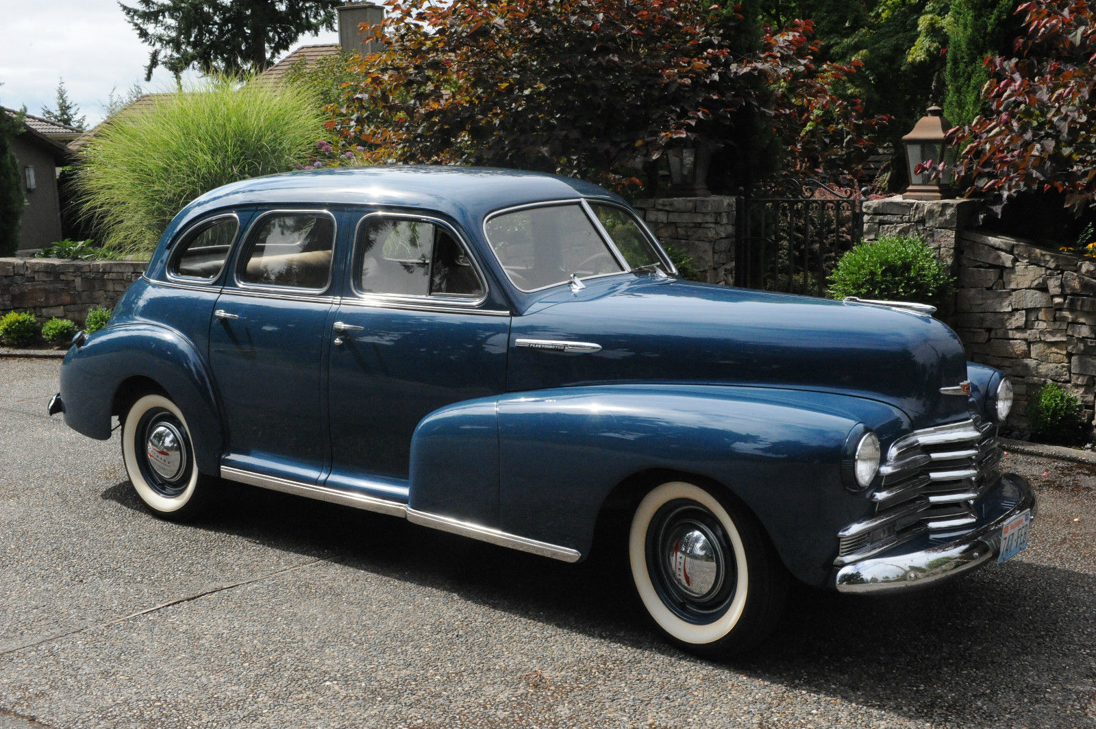 1947 chevrolet chevy fleetmaster 4 door deluxe sport sedan classic chevrolet other 1947 for sale. Black Bedroom Furniture Sets. Home Design Ideas