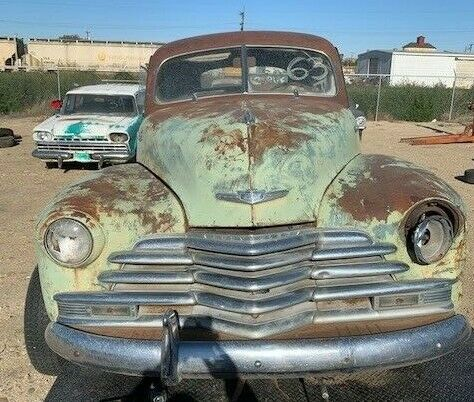 Diagram My 1947 Chevy Project
