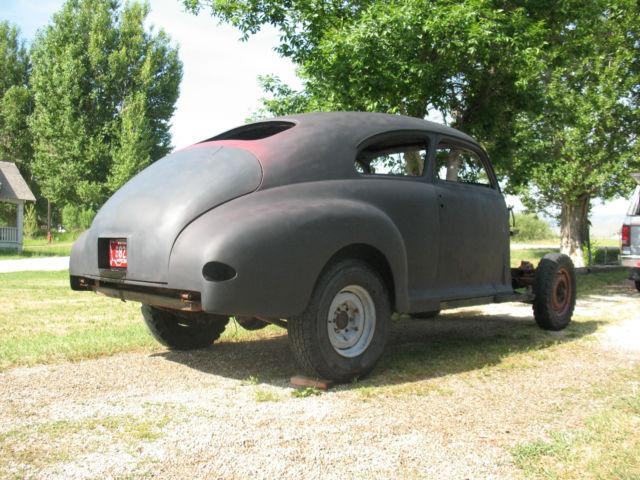 1947 chevrolet fleetline aerosedan rat rod street rod project car classic chevrolet other. Black Bedroom Furniture Sets. Home Design Ideas