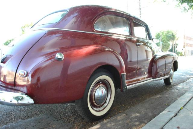 1947 chevrolet stylemaster 2 door business coupe for 1947 chevy fleetline 4 door