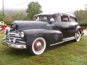 1947 Chevrolet Stylemaster 2 Door Town Sedan Classic