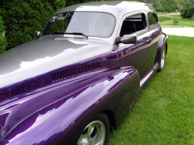 1947 Chevrolet Stylemaster Street Rod Turn Key Beautiful