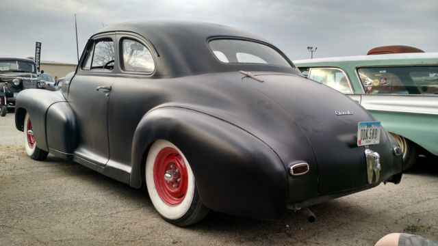Image gallery 1947 chevy coupe for 1947 chevy 2 door coupe