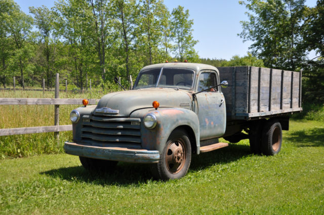 1947 chevy farm truck loadmaster classic chevrolet other pickups 1947 for sale. Black Bedroom Furniture Sets. Home Design Ideas