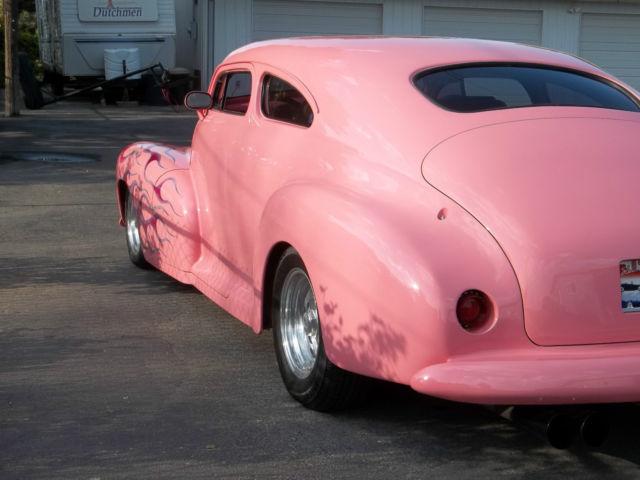 1947 Chevy Fleetline Aerosedan Full Custom Classic