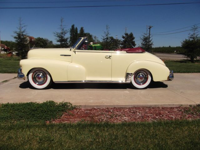 1947 Chevy Fleetmaster Convertible - Classic Chevrolet Other