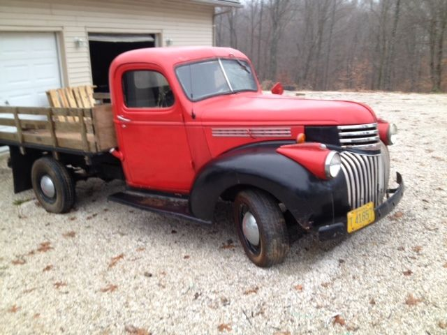 1947 CHEVY TRUCK --3/4 TON - Classic Chevrolet Other Pickups