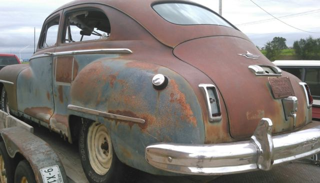 Bill Of Sale Indiana >> 1947 desoto 2 door sedan project ratrod NR parts bagged lowrider - Classic DeSoto 1947 for sale