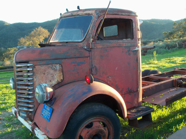 Used Cab And Chassis Trucks For Sale >> 1947 Diamond T SC COE Cabover Truck - Classic Other Makes ...