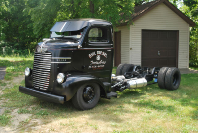 1947 Dodge Cabover For Sale | Autos Post