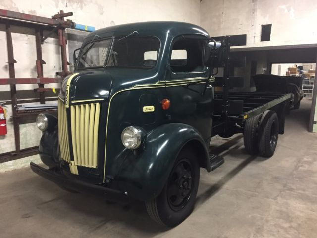 1947 Ford Coe Cabover Truck flatbed - Classic Ford Other